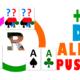 Allin - Bei Shorthanded Pokerturnieren in welchen Situationen?