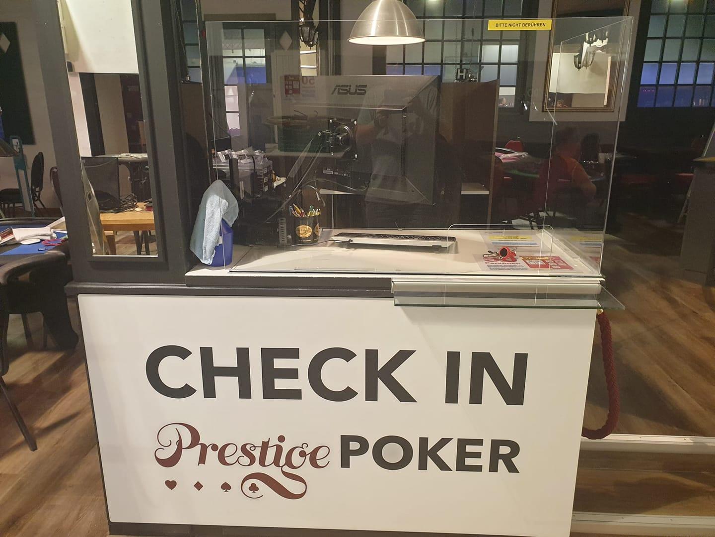 Poker Lockdown