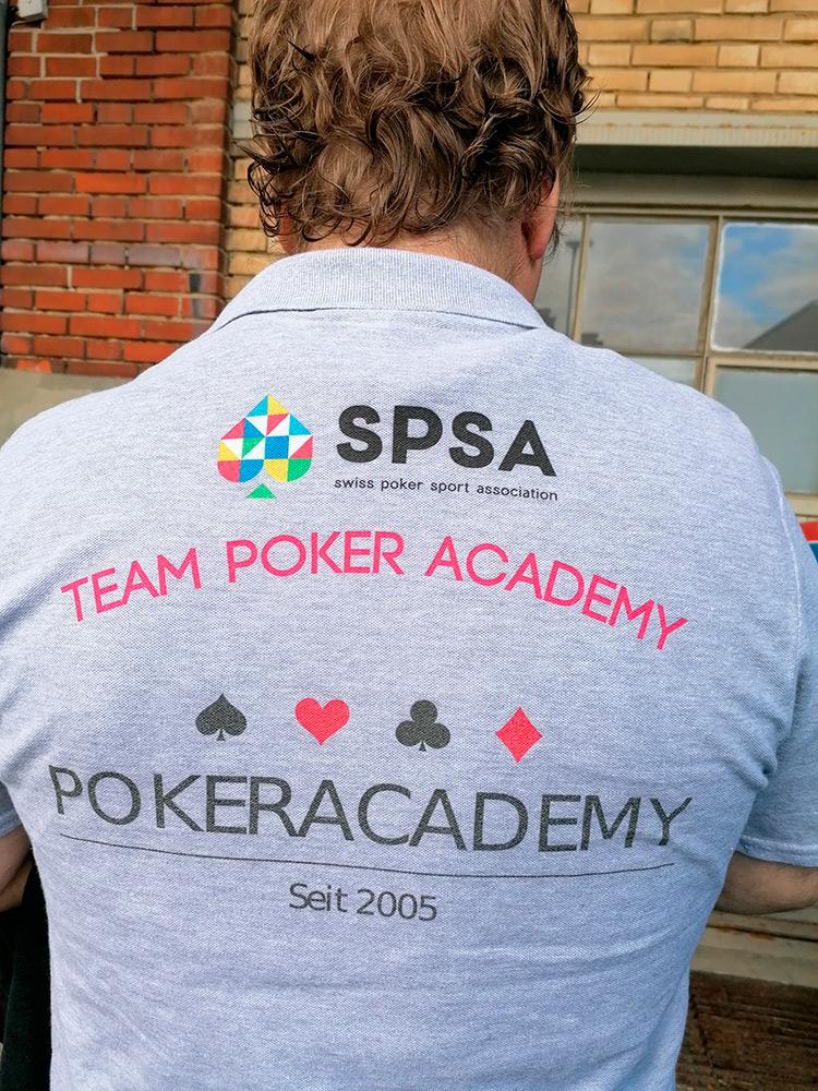 Team Pokeracademy vertreten bei der SPSA