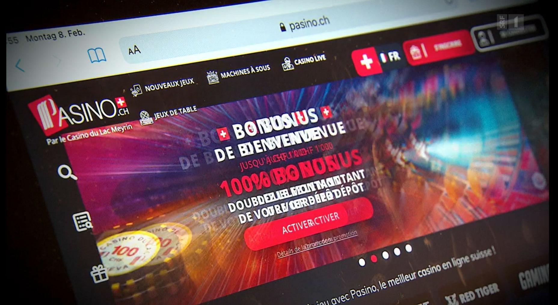 Online-Glücksspielsucht Zunahme