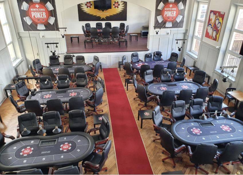 Helvetic Series of Poker